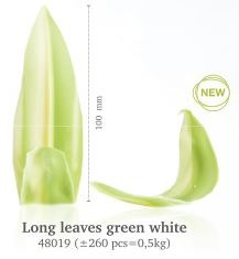 long-leaves-green-white-dobla